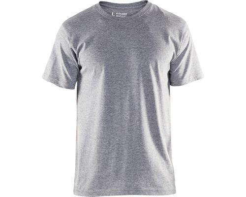 T-Shirt BLÅKLÄDER grå strl. L