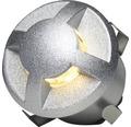 Decklight BOLTHI Connect 0,6W Ø35mm 2700K IP67 rostfritt stål och aluminium 4 styck