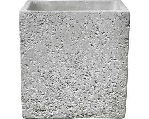 Blomkruka SOENDGEN Latina Concrete 13x13cm ljusgrå