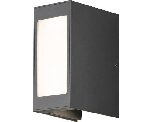 Vägglykta KONSTSMIDE Cremona High Power LED antracit