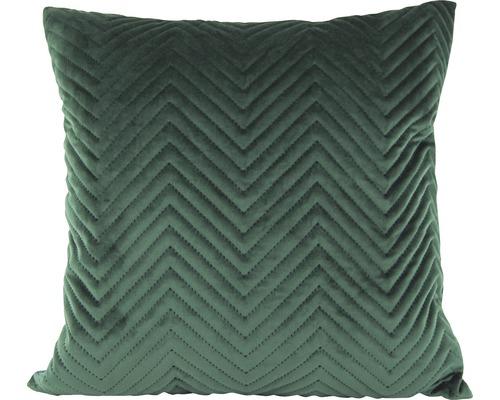 Kudde sammet SOLEVITO Forrest 43x43cm grön