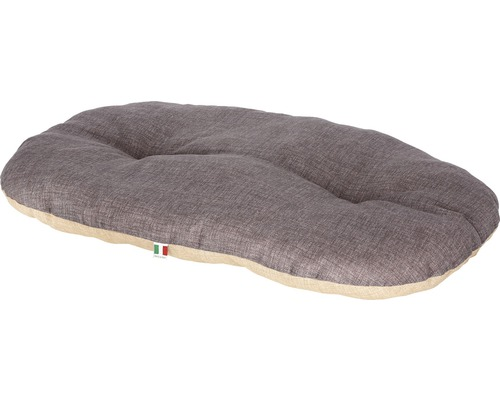 KERBI Dyna Loneta till hund, brun/grå 58x43 cm