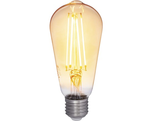 AIRAM LED Edison Antique 2200K 380lm E27 dimbar amber