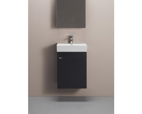 Tvättställ HAFA med underskåp Go 450 M svart
