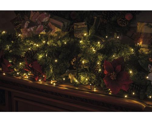 Ljusslinga LAFIORA LED 5,85m varmvit