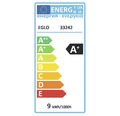 Ljuskälla EGLO LED A60 RGBW CCT dimmbar E27/9W 806 lm 2750 K varmvit Crosslink