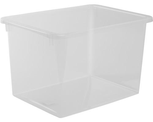 Förvaringsbox NORDISKA PLAST Store It 20 l transparent