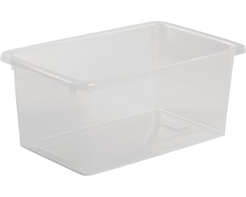 Förvaringsbox NORDISKA PLAST Store It 5 l transparent