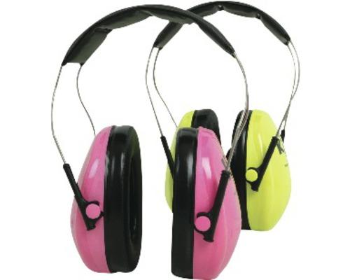 Hörselskydd Peltor kid rosa
