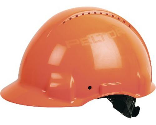 3M Skyddshjälm Peltor G3000 med UV-Indikator orange