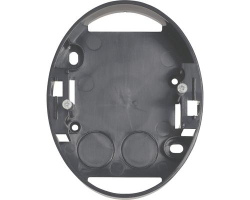 SCHNEIDER Renova utanpåliggande dosa 25 mm för 2-vägsuttag svart 1831199