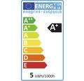 FLAIR LED-lampa E27/4W(25W) PS160 amber 245 lm 1800 K varmvit