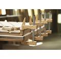 BESSEY Skruvtving 110-200 mm trä