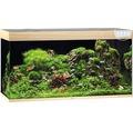 Akvarium JUWEL Rio 350 LED ljust trä underskåp ingår ej