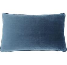 Kudde sammet SOLEVITO Velvet 30x50cm blå