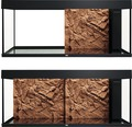 Akvariebakgrund JUWEL Stone Clay 60x55cm