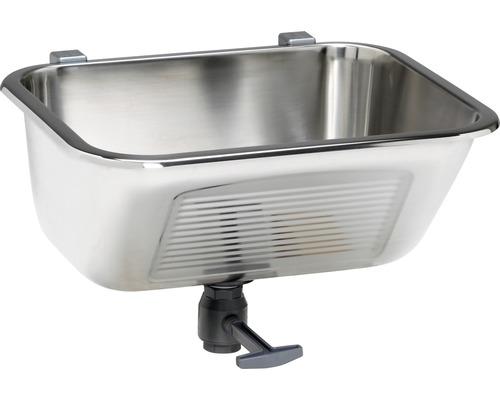 Tvättlåda Nimo TL50 555x455x230 mm inkl. avloppsventil