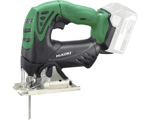 Sticksåg HIKOKI Basic CJ 18 DSL inkl. sågblad och verktygslåda utan batteri och laddare