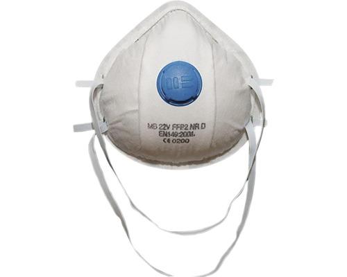 Andningsskydd P2D ventil 15 st