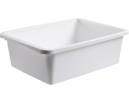 Förvaringsbox NORDISKA PLAST Store It 10 l vit