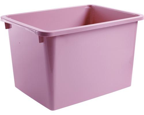 Förvaringsbox NORDISKA PLAST Store It 20 l rosa