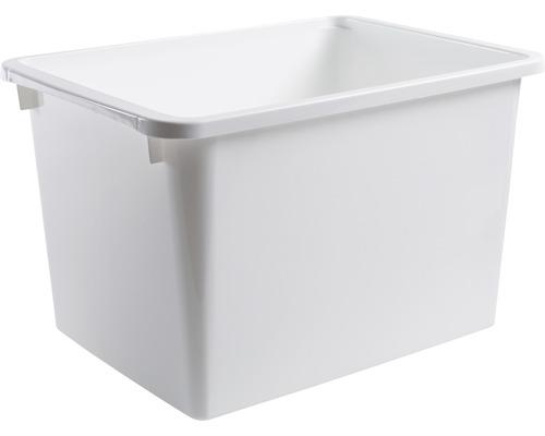 Förvaringsbox NORDISKA PLAST Store It 20 l vit