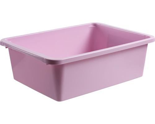 Förvaringsbox NORDISKA PLAST Store It 10 l rosa