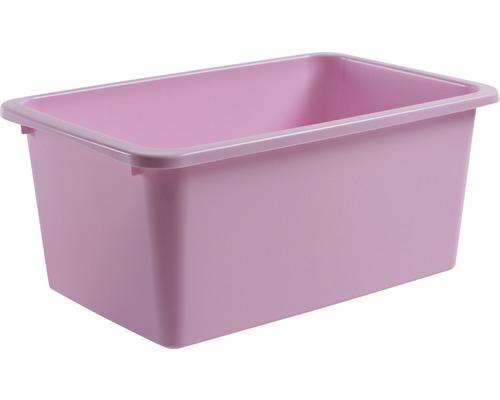 Förvaringsbox NORDISKA PLAST Store It 5 l rosa