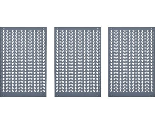 KÜPPER 3-delars håltavla, 1200 mm