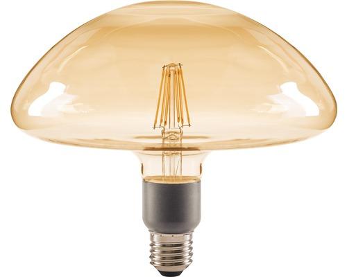 FLAIR LED-lampa E27/4,5W(40W) GX200 dimbar amber 470 lm 2000 K varmvit
