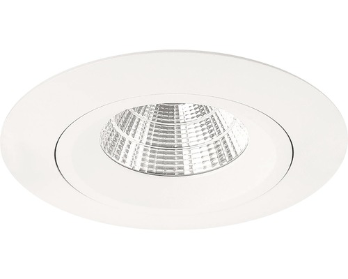 Downlight MALMBERGS Greven LED 5W 500mA vit IP21 dimbar