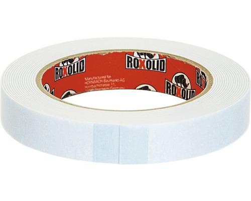 ROXOLID monteringsband vit 19mmx5m