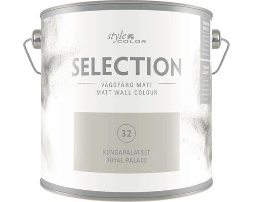 HORNBACH Style Color glansgrad 3 nr 32 Kungapalatset 2,5 l