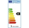 FLAIR LED-lampa E27/4W(35W) T32 filament amber 235 lm 2200 K varmvit