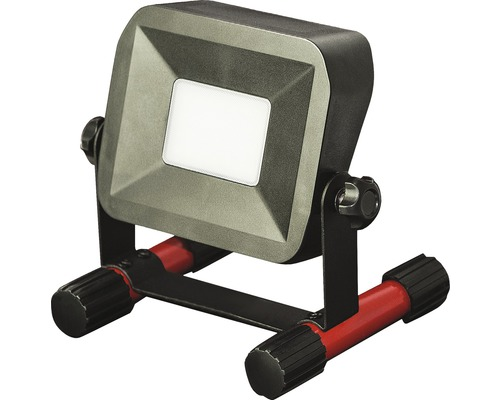 Bygglampa LED portabel USB 10W 750lm 5000K med powerbank funktion