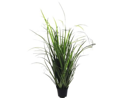 Konstväxt gräs plast 55cm
