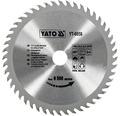 Cirkelsågklinga YATO HM 160x2,8x20mm 48 T