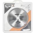 Cirkelsågklinga YATO HM 210x3,2x30mm 60 T