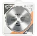 Sågklinga YATO YT-6072 250x3,2x30mm 60T