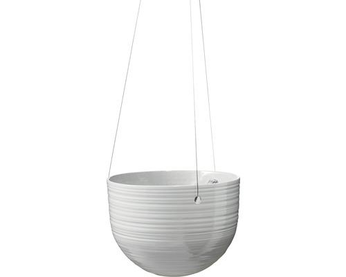 AMPEL SOENDGEN Bergamo Ø18x13cm grå