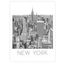 Poster New York 50x70cm
