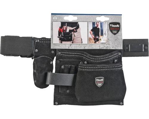Verktygsväska KWB med bälte läder