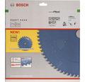 Cirkelsågklinga BOSCH Expert for Wood Ø 254x30mm Z 60