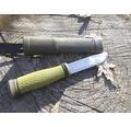 Kniv MORAKNIV 2000 Outdoor rostfri grön