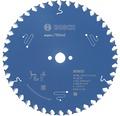 Cirkelsågklinga BOSCH Expert for Wood Ø 184x16mm Z 40