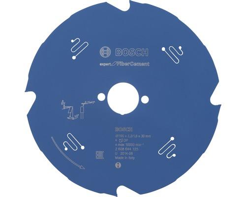 Cirkelsågklinga BOSCH Expert for Fiber Cement Ø 190x30mm Z 4