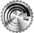 Cirkelsågklinga BOSCH Construct Wood Ø 400x30mm Z 28