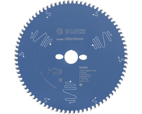 Cirkelsågklinga BOSCH Expert for Aluminium Ø 254x30mm Z 80