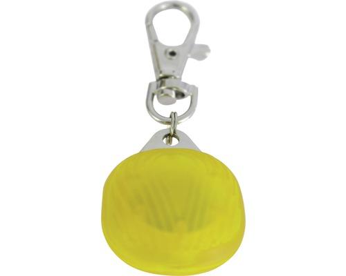 Blinklampa DOGMAN LED Burger blinker gul
