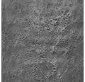 Blomkruka LAFIORA Felia konstgjord sten Ø33x61cm mörkgrå